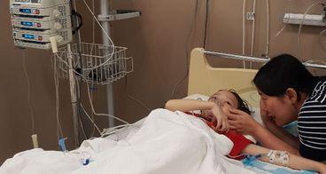 Bantu Ryu untuk Sembuh dari Leukemia JMML