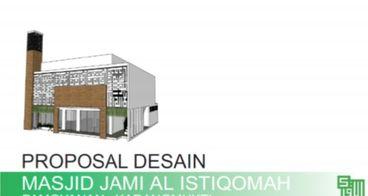 Bantu Renovasi Masjid Al-Istiqomah Menjadi Nyaman!