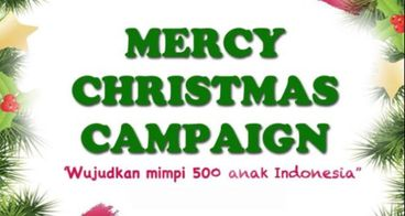 Mercy Christmas Campaign 2018