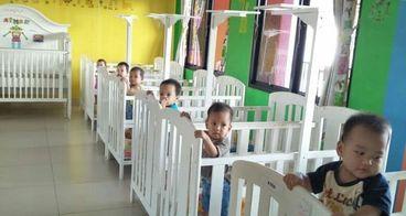 Kado Umar untuk Bayi di Panti Asuhan Tunas Bangsa