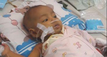 Bantu Nayla Untuk Operasi Transplatasi Hati
