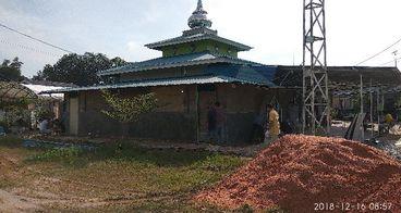bantu kami renovasi masjid baitul ma'mur
