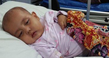 Tolong Alesha melawan LCH dan Tumor Tulang