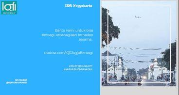 IQR Yogyakarta Bagi Takjil