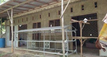Bantu Pembangunan Masjid di Madura