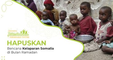 Berbagi Ifthar Untuk Yatim Somalia