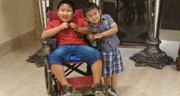 Bantu anak Nicholas pengobatan MUSCULAR DYSTROPHY
