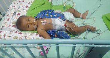 Aylin, Anak Muallaf, Mengalami Infeksi Usus Kritis