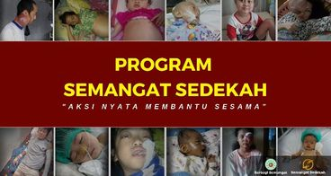 Program #SemangatSedekah