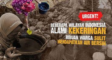 Air Bersih untuk Pelosok Indonesia