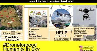 Wujudkan Drone untuk Pendidikan dan Penelitian