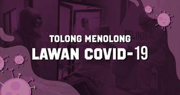 Tolong Menolong Lawan COVID-19