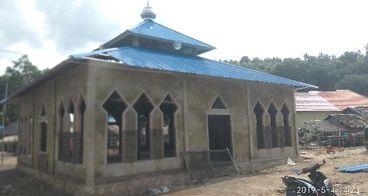 Ayo berta'awun untuk pembangunan Masjid