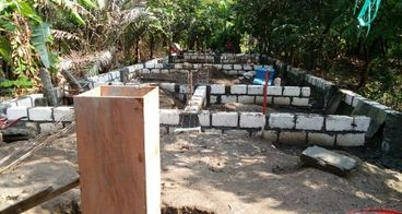 Pembangunan Asrama Yatim - Piatu dan Perpustakaan