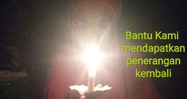 Bantu Ibu Supinah untuk dapat membayar hutang