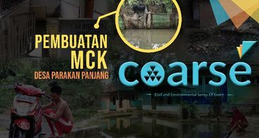 Pembuatan MCK untuk Desa Parakan Panjang