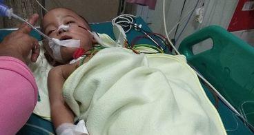 Bantu Rasya sembuh dari meningitis, epilepsi