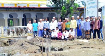 Pembangunan Pondok Tahfiz Quran Abu Bakrin Assidiq