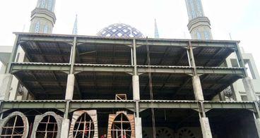 Bantu Perluasan Masjid Andalusia Sentul City