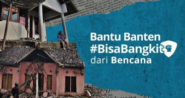 #BisaBangkit Bersama Kitabisa
