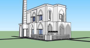 Renovasi Rumah Ibadah (Musholla Nurul Hidayah)