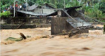 Bantu Korban Bencana Banjir Bandang Sentani