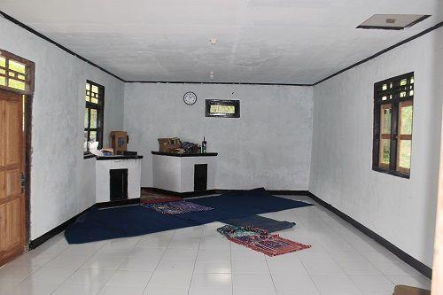 Info Terkini Pembangunan Mushola Al-Hidayah