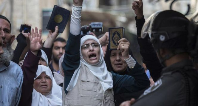 Bantu Palestina Menjaga Masjid Al-Aqsha
