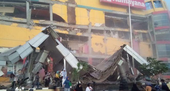 Pulihkan Kota Palu Pasca Gempa Bumi #palungataku