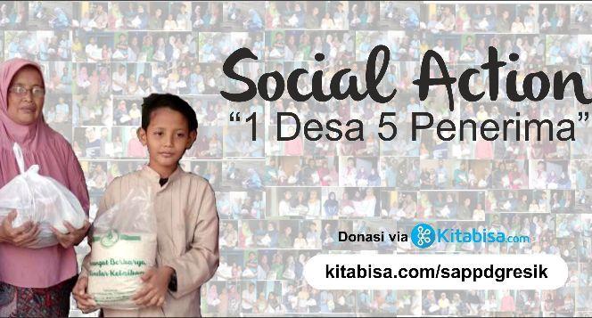 Social Action (SA) PPD Gresik