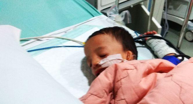 Bantu Abdul sembuh dari Penyakit Langka