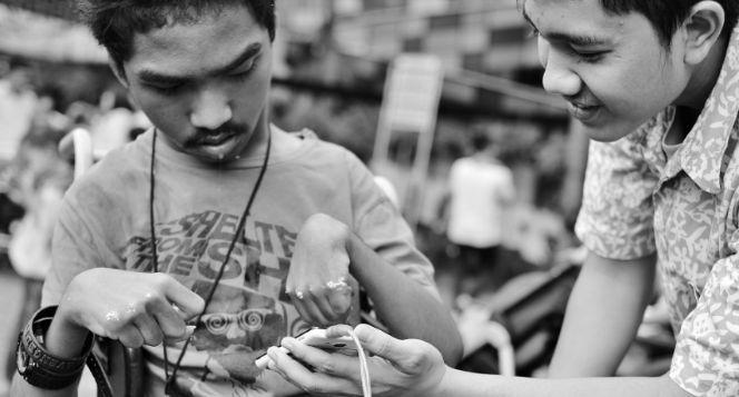 Bantu Wujudkan Mimpi Anak di SLBG