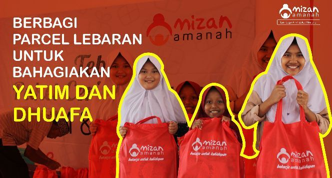Ayo Bahagiakan Anak Yatim & Dhuafa saat Ramadhan