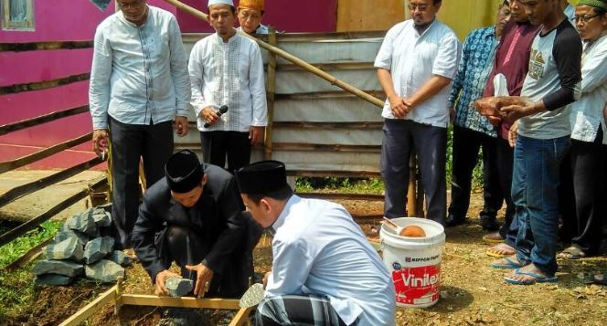 Bantu Pembangunan Rumah Tahfidz AdzDzikra Sawangan