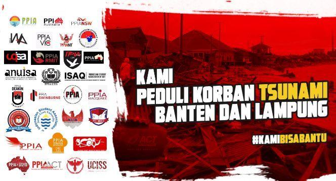 PPIA Peduli Korban Tsunami Banten dan Lampung