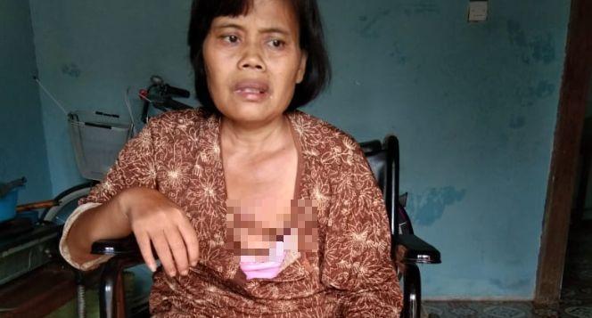 Bantu Ibu Siti Melawan Kanker Payudara Stadium IV