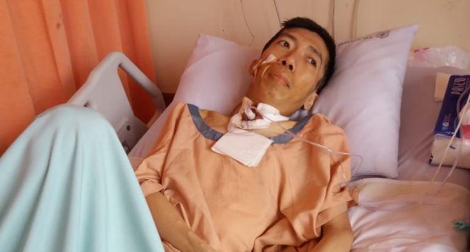 Bantu Kk Bernard Lawan Kanker Lidah Phase2