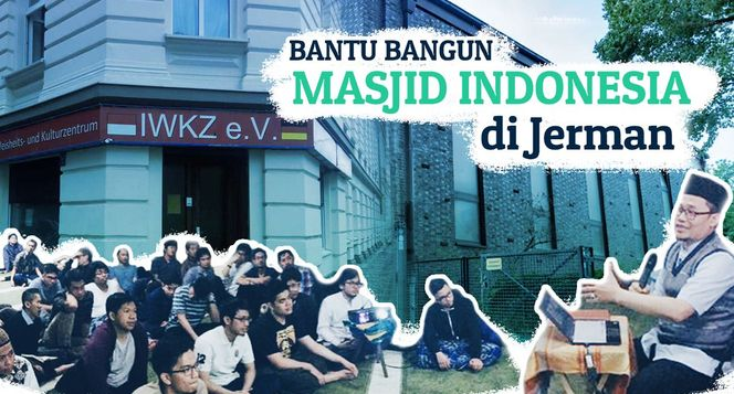 Bantu Bangun Masjid Indonesia di Jerman