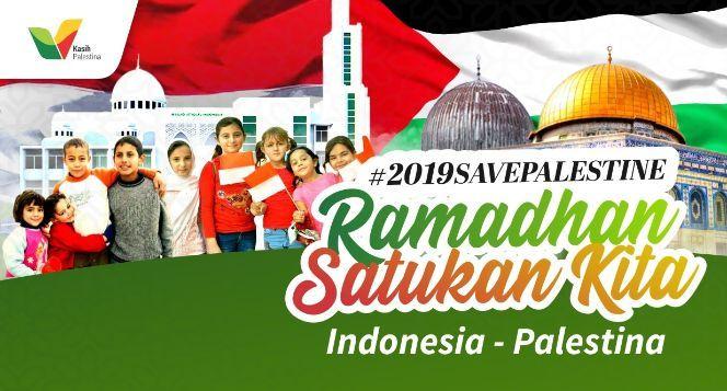 Ramadan Bersatu, Berbagi Iftar untuk Palestina