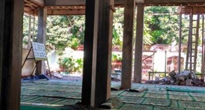 Bantu Masjid Nurul Ilmi