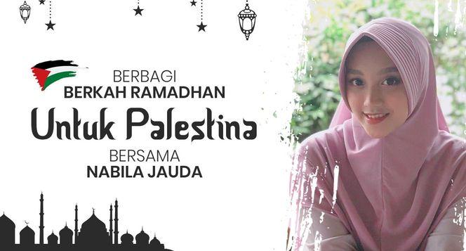Ramadhan Berbagi Bersama Bila untuk Palestina