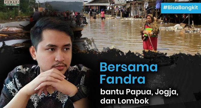 Charity Stream Octo Untuk Papua, Lombok & Jogja