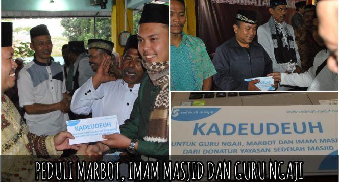 Tunjangan untuk Marbot Masjid Perkampungan