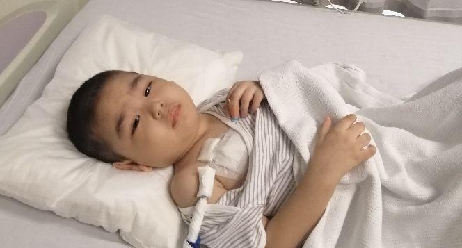 Bantu Javier Melawan Leukemia ALL