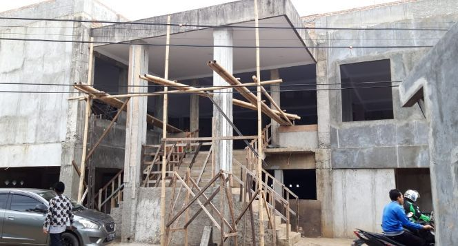 Bantu Kami Membangun Masjid Baiturrahman Depok