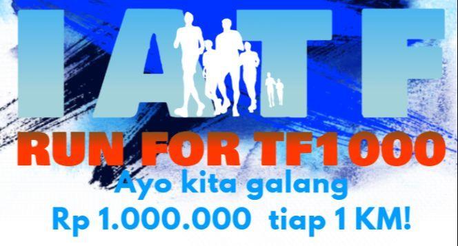 IATF Run For TF1000