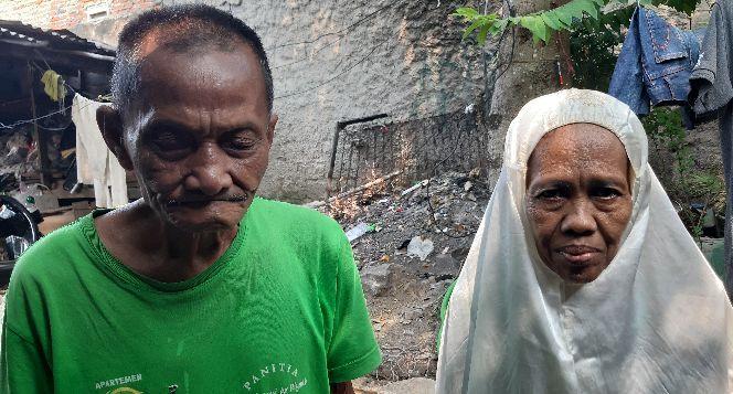 Senyum Lansia Indonesia