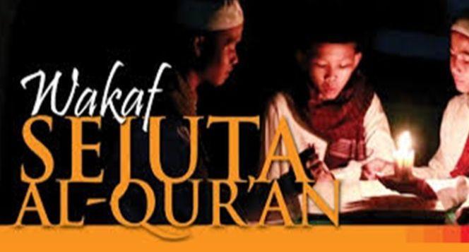 Wakaf Pesantren Al-Quran (2019)