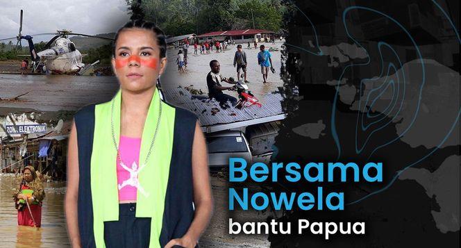 Nowela Ingin Papua Bangkit
