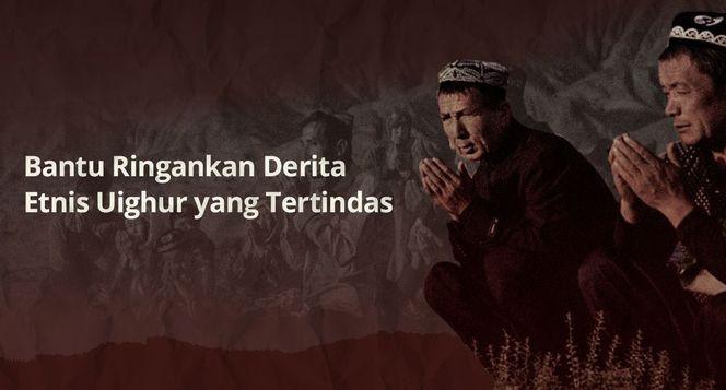 Indonesia untuk Uighur